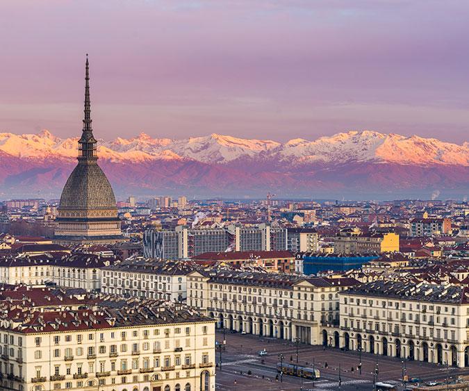 Mole di Torino, Piemonte - Italia