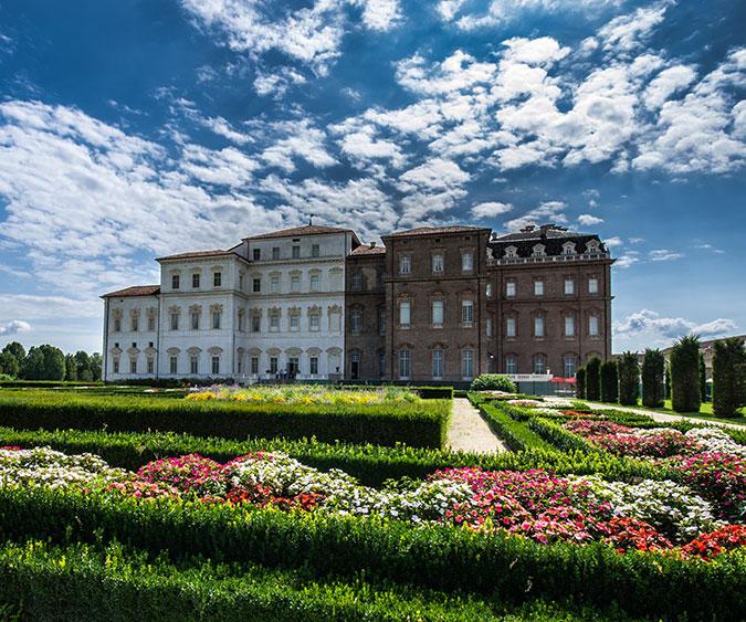 Reggia di Venaria, Torino - Italia
