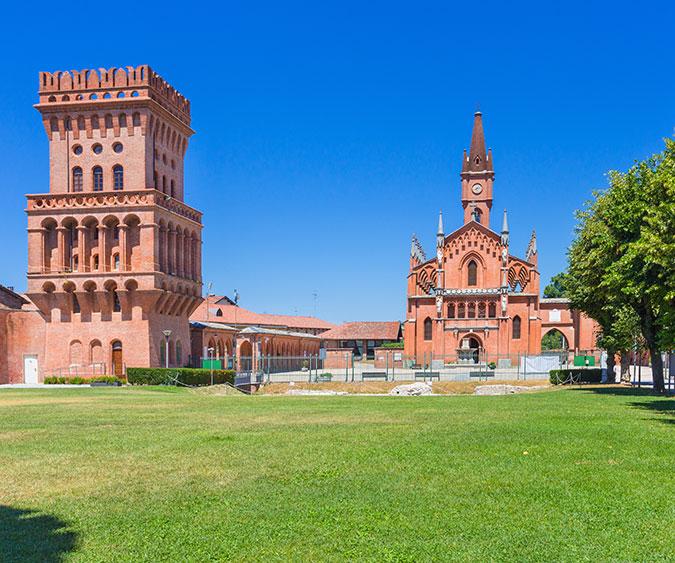 Castello di Pollenzo, Piemonte - Italia