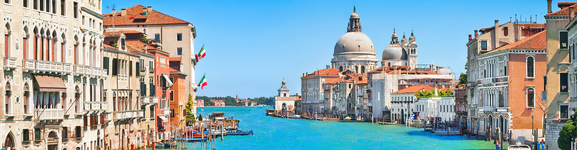Canal Grande, Venezia - Italia