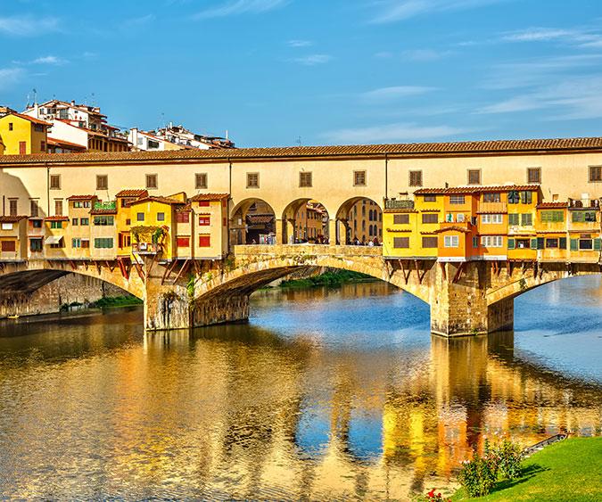 Ponte Vecchio, Firenze - Italia