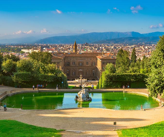 Giardino dei Boboli, Firenze - Italia