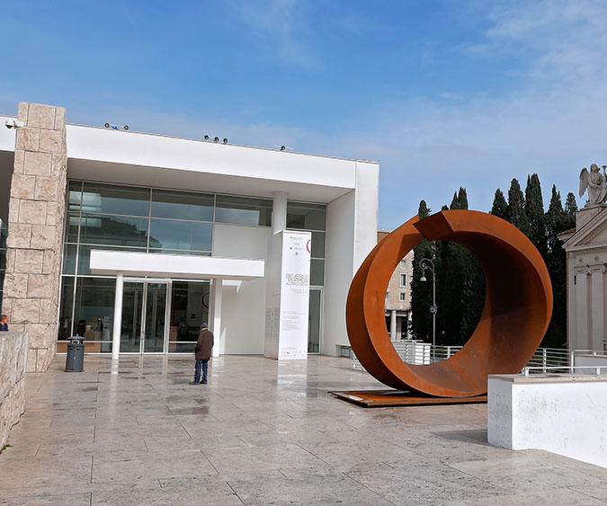 Museo dell Ara Pacis, Roma - Italia