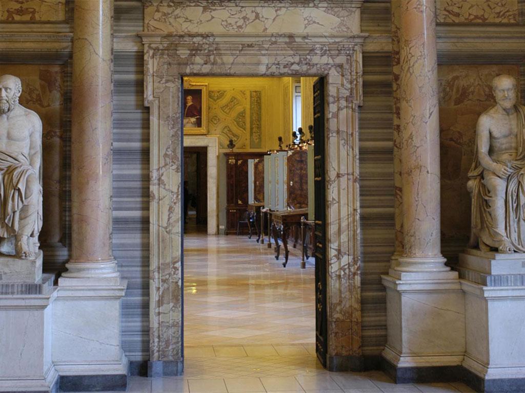 Musées du Vatican en dehors des heures - 09