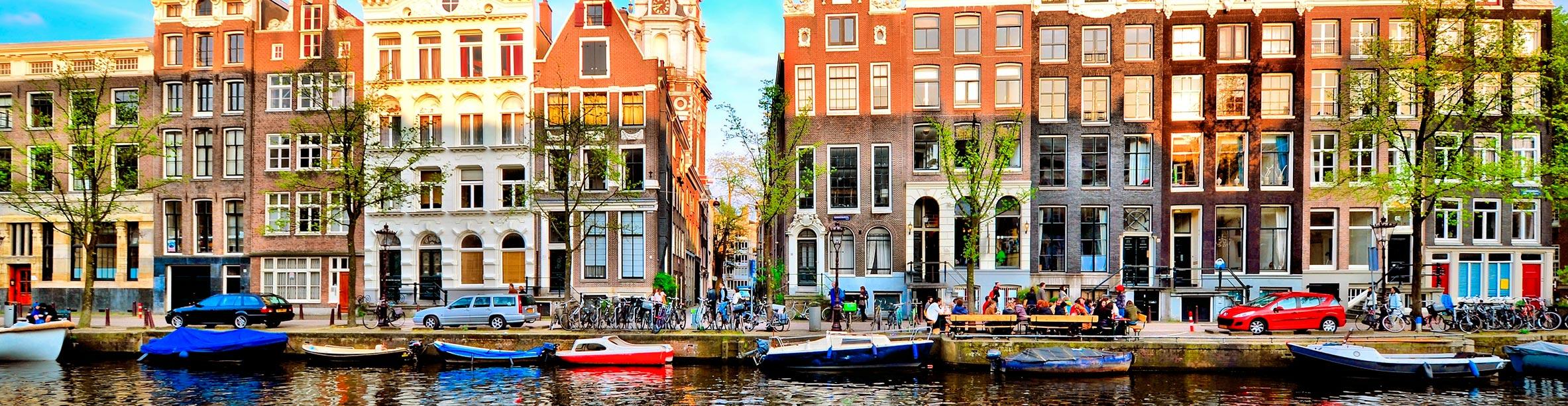 Viaggio Amsterdam - Tour e Vacanza Amsterdam | Boscolo
