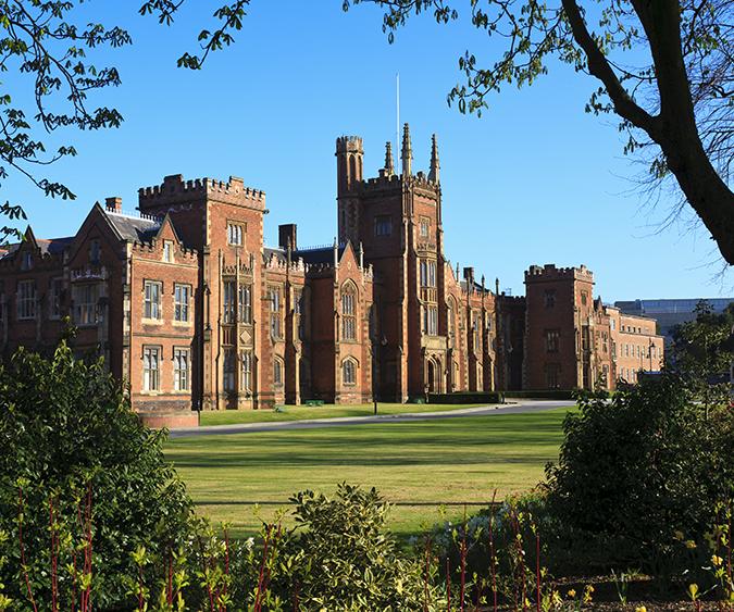 Queens university, Belfast - Irlanda