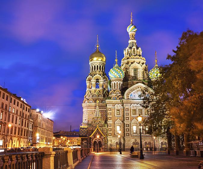 Chiesa del Salvatore sul Sangue Versato,Russia