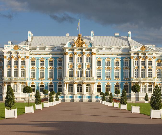 Palazzo di Caterina,Russia