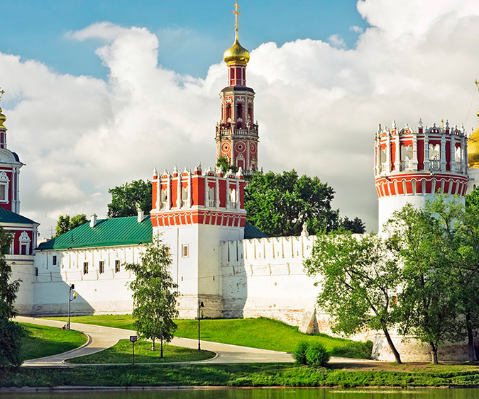 Convento di Novodevicij, Mosca - Russia