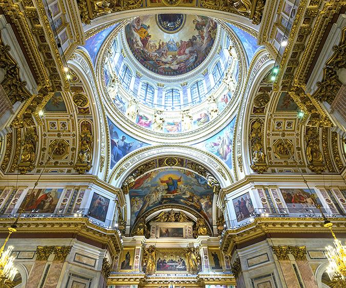 Chiesa di Sant'Isacco, Russia