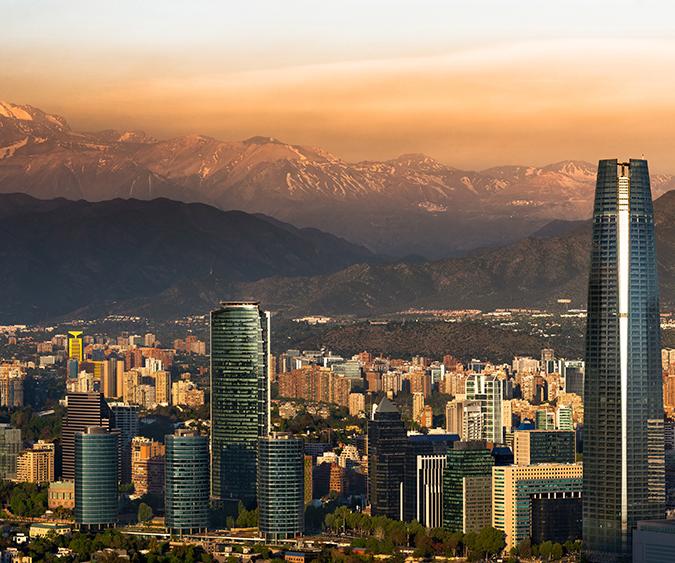 incontri Santiago de Chile datazione porta test