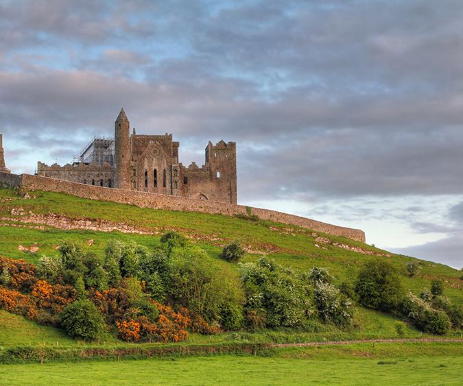 Rocca di San Patrizio, Cashel - Irlanda
