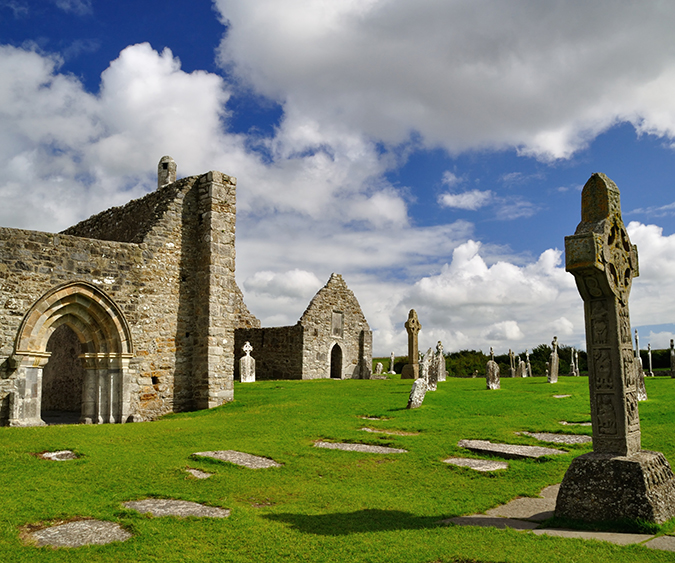 Clonmacoins, Offaly - Irlanda