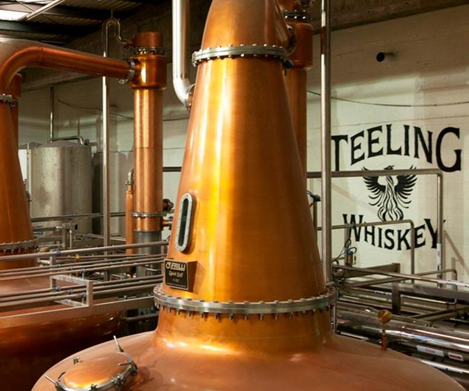 Whisky scozzese, Scozia - Irlanda