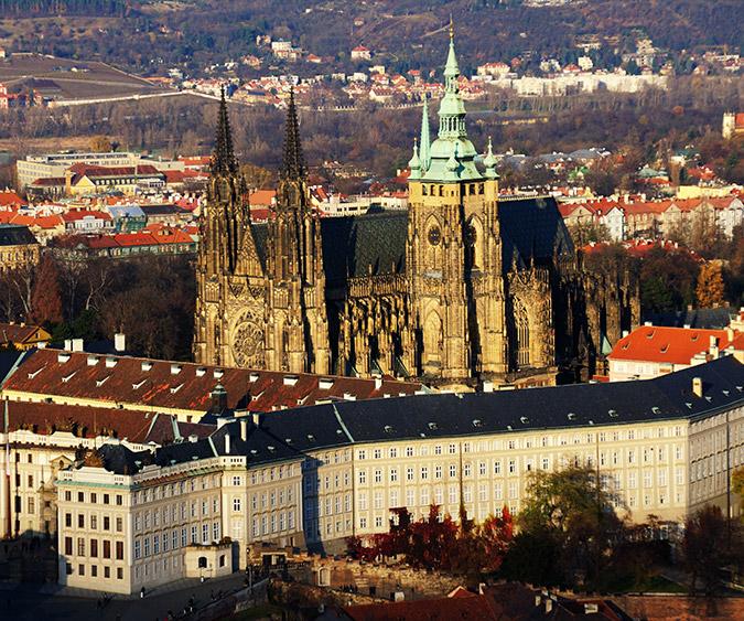 Castello Reale, Praga - Repubblica Ceca
