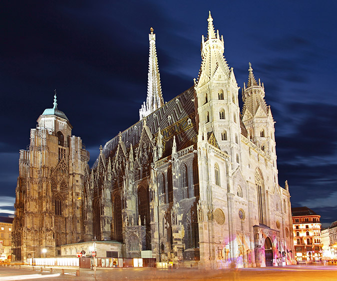 Cattedrale di S.Stefano, Vienna - Austria