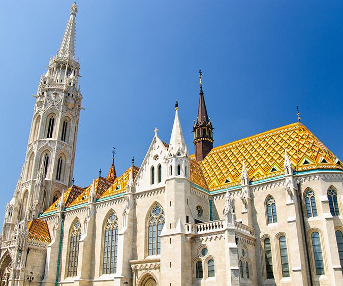 Chiesa di Re Mattia, Budapest - Ungheria