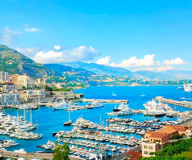 Scorcio, Cannes - Francia