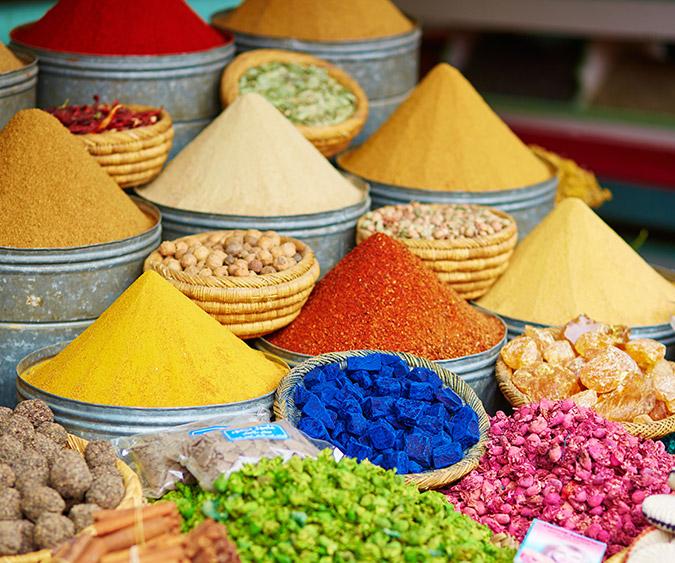 Il Souk, Marrakech - Marocco