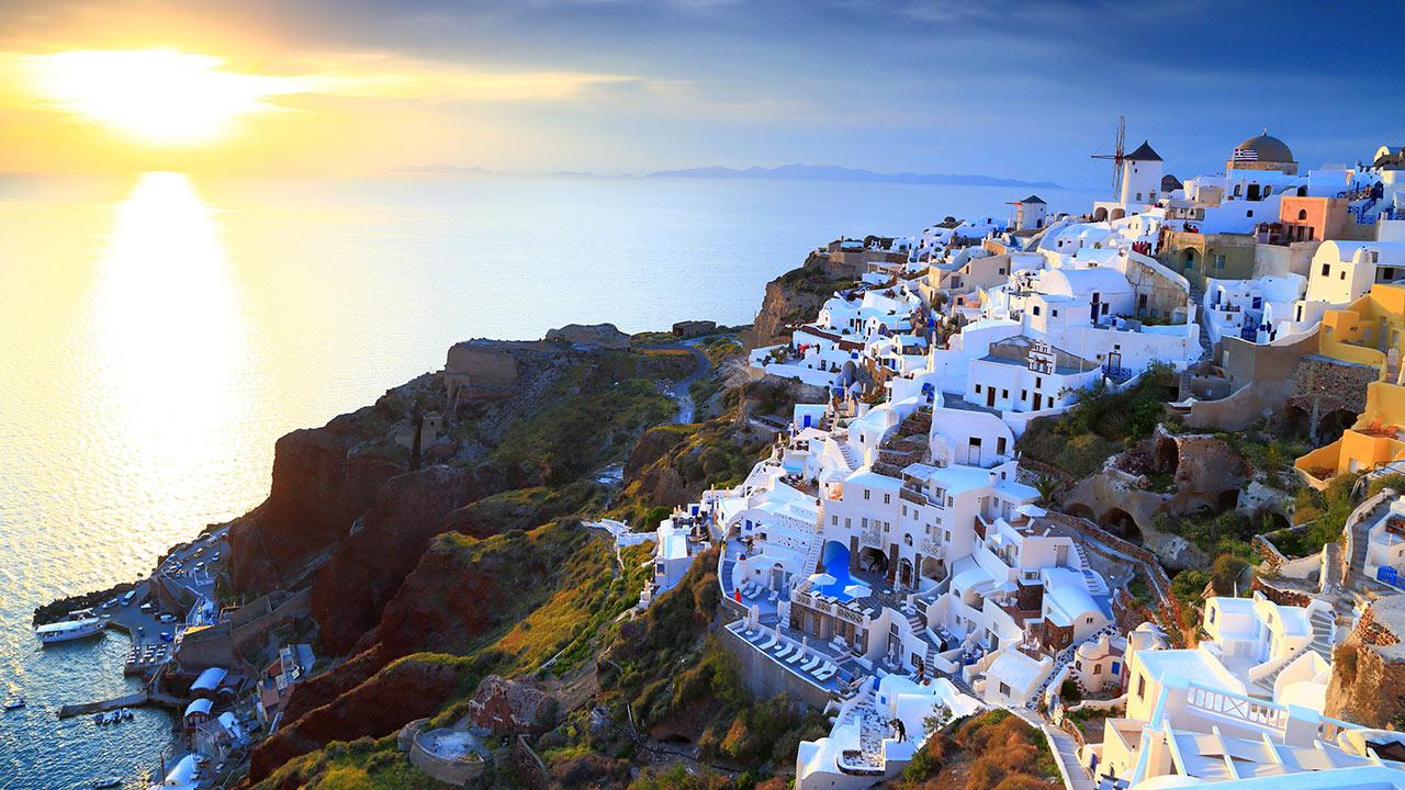 Viaggio Atene, Mykonos e Santorini | Boscolo