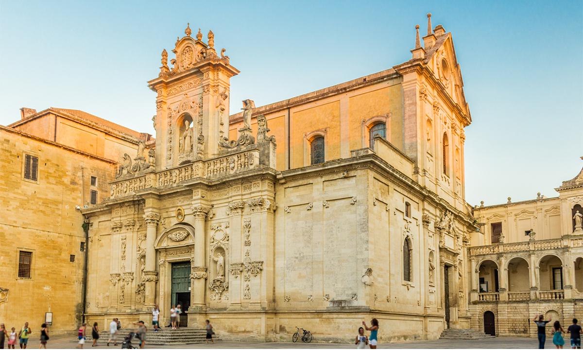 Il barocco di Lecce - Italia