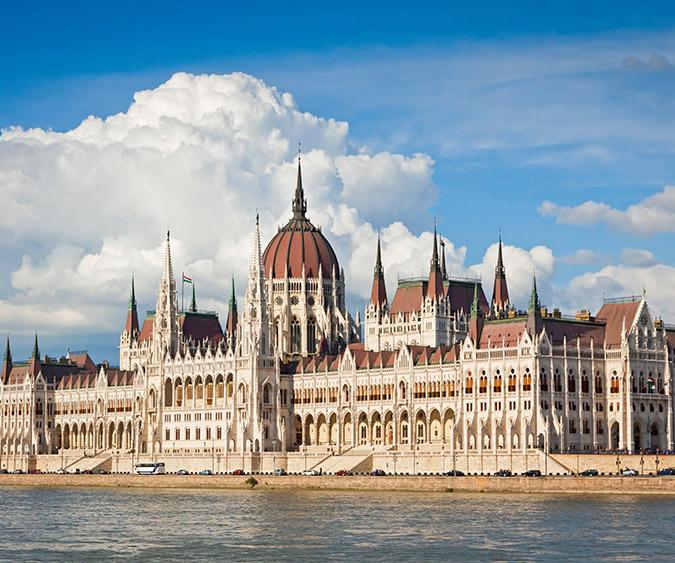 Il Parlamento di Budapest, Budapest - Ungheria