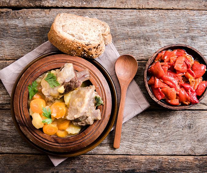 Carne e patate a Dublino, Dublino - Irlanda