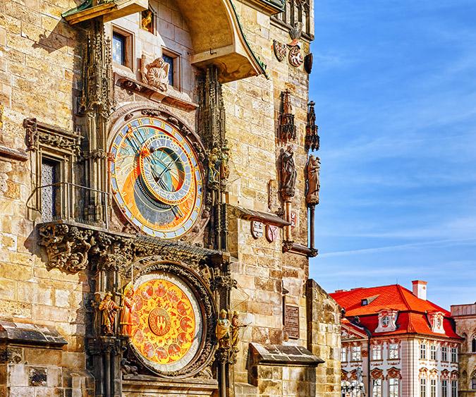 L'orologio astronomico di Praga, Praga - Repubblica Ceca