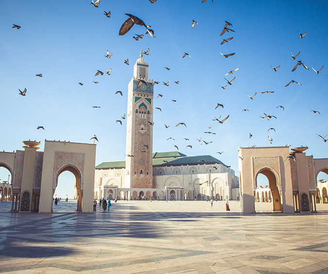 Moscha Hassan, Casablanca - Marocco