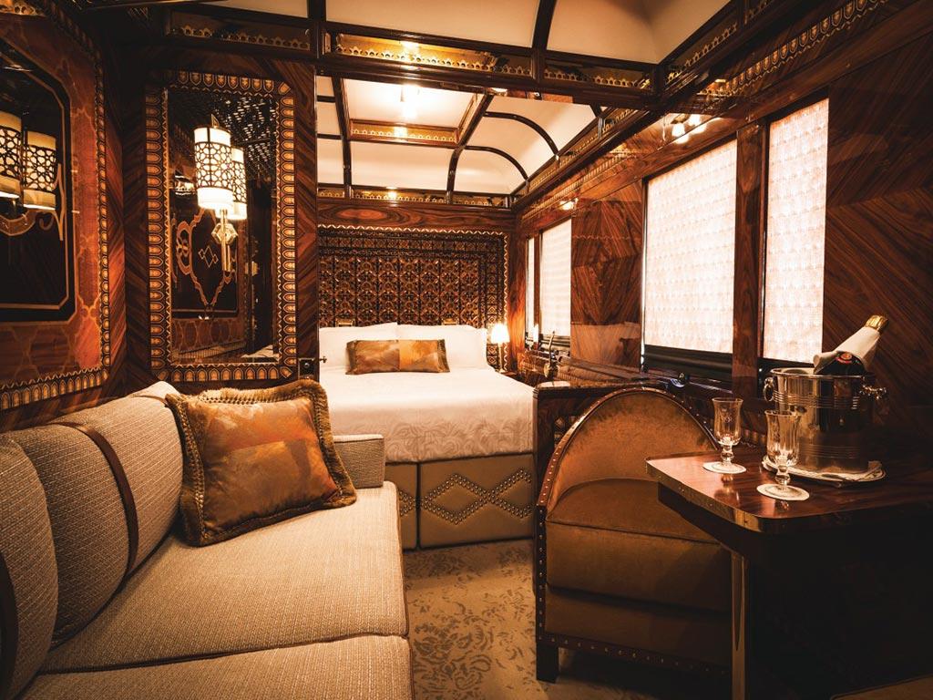 Venice Simplon - Camera da letto