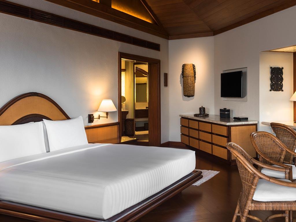 Amanpulo Island Resort - camera da letto