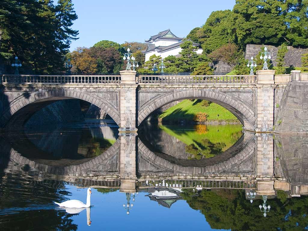 Tokyo - Giardini Imperiali