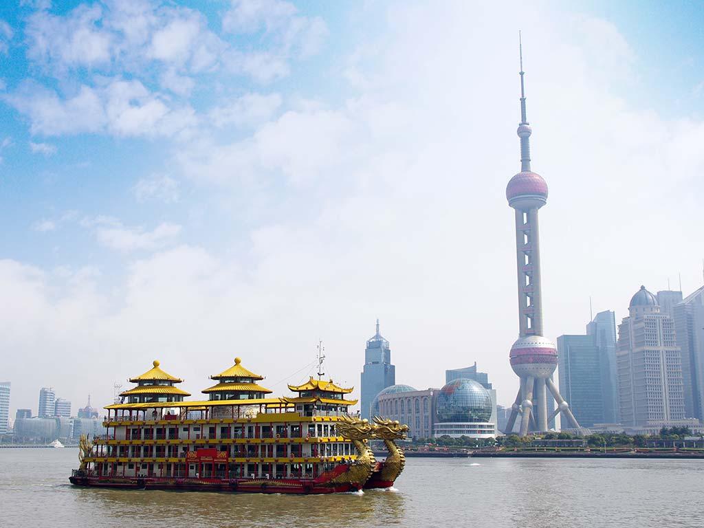 Exploring Shanghai - Hong kong - 4