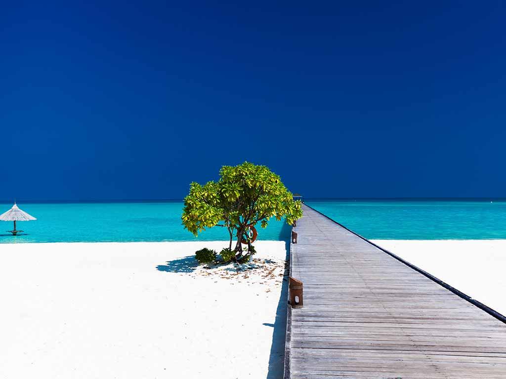 Maldive - Mare e spiaggia