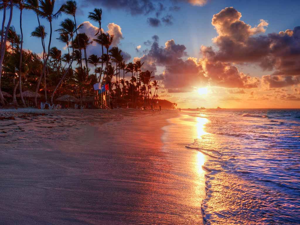 Maldive - Tramonto
