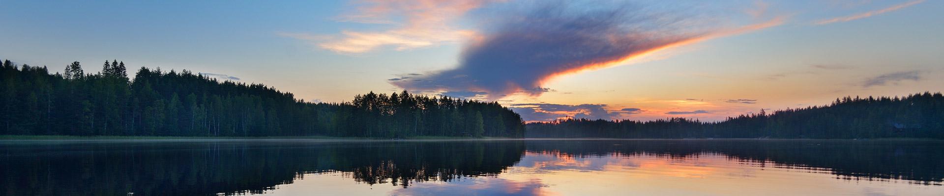 Finlandia: nella terra dei mille laghi