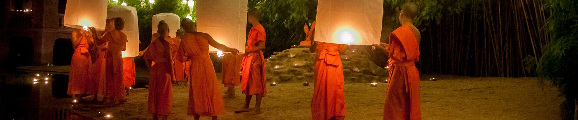 I festival da non perdere in Thailandia