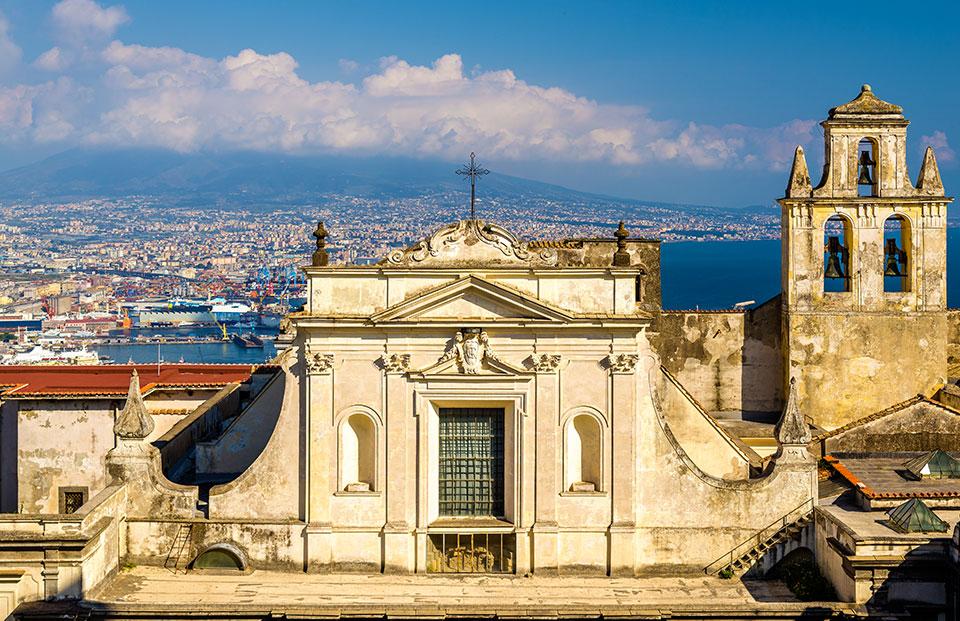 Certosa Napoli