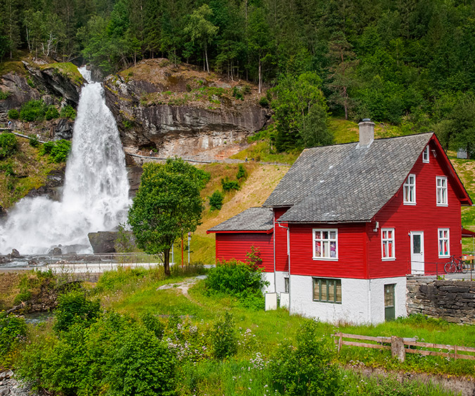 Steinsdals, Norvegia - Europa