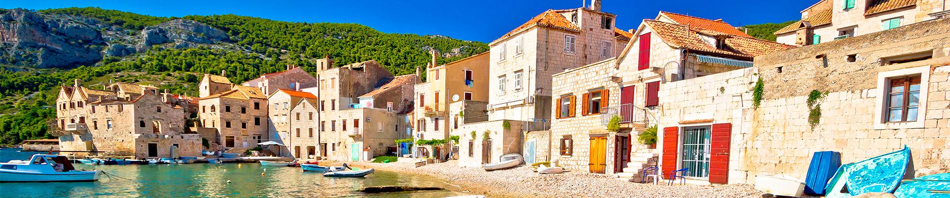 Le spiagge piu belle della Croazia
