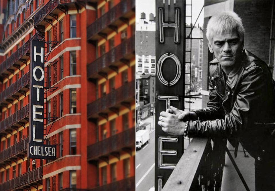 Chelsea Hotel, New York - Stati Uniti