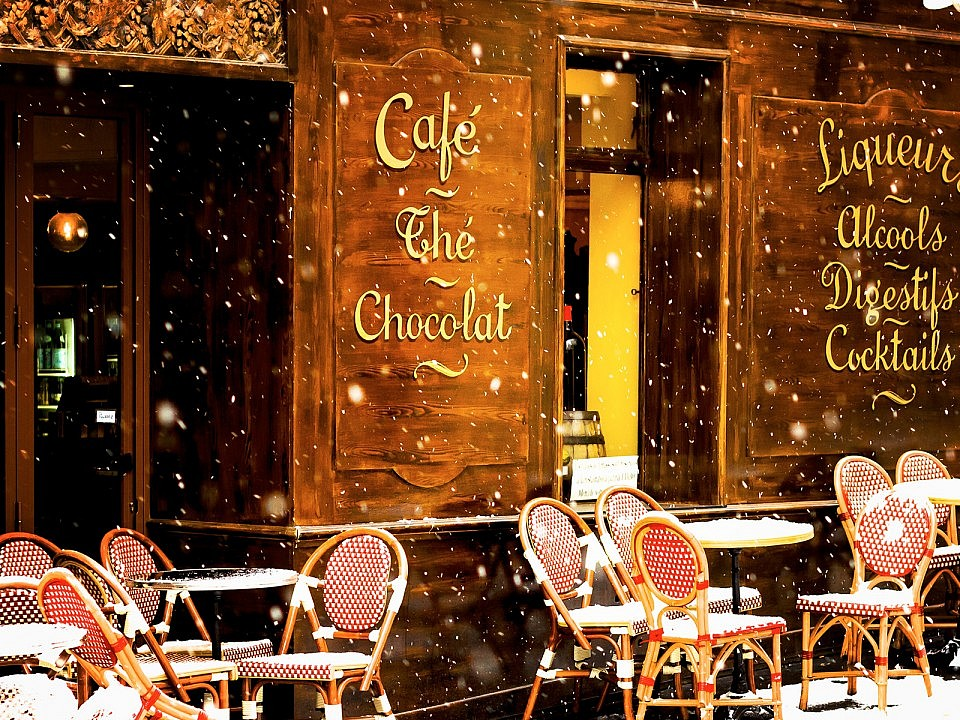 Cafe the Chocolat, Parigi - Francia
