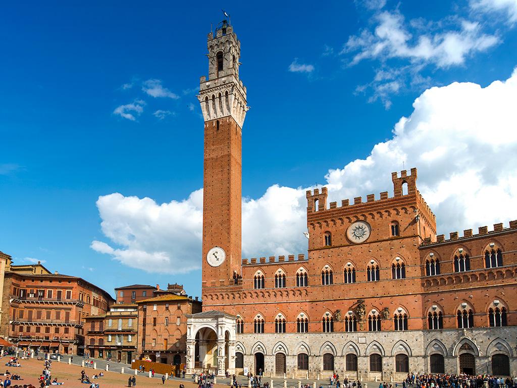Palio di Siena - Panoramica 04
