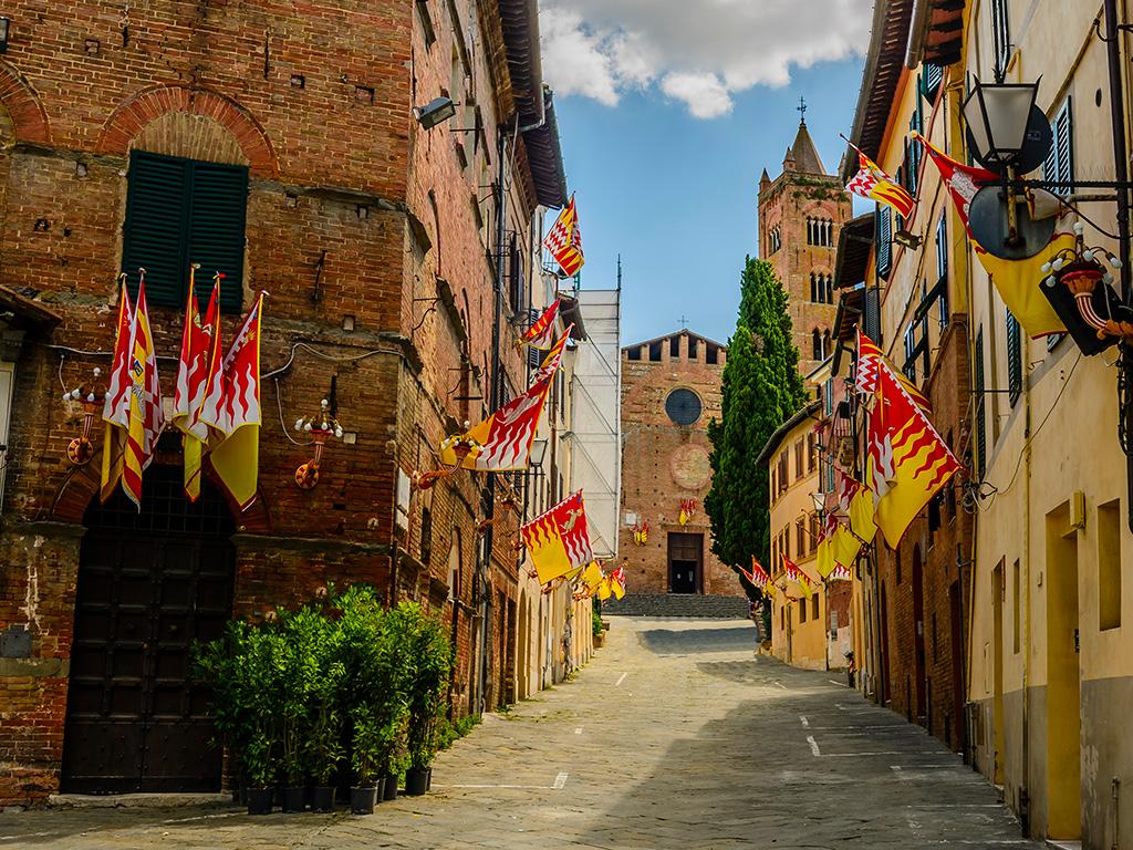 Palio di Siena - Panoramica 11