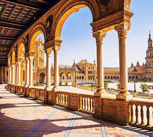 ASSAGGI DI MONDO - Siviglia - image