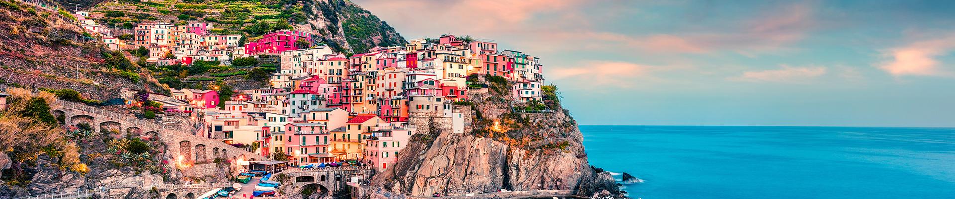 Liguria, il gioiello incastonato nella roccia