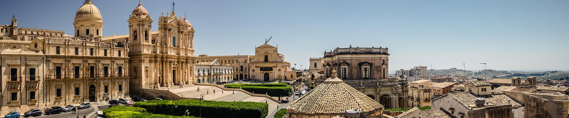 Sicilia, l'isola dei tesori barocchi