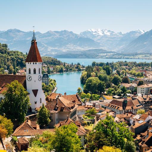 Thun, Svizzera