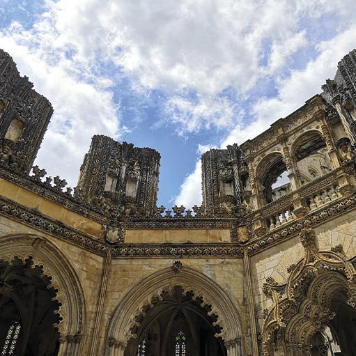 Capelas Imperfeitas, Batalha, Portogallo