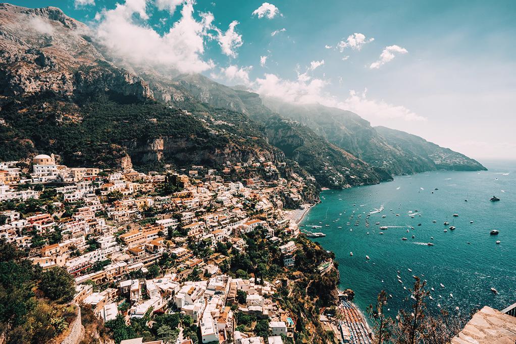 Amalfi, Capri e Cilento: i due golfi